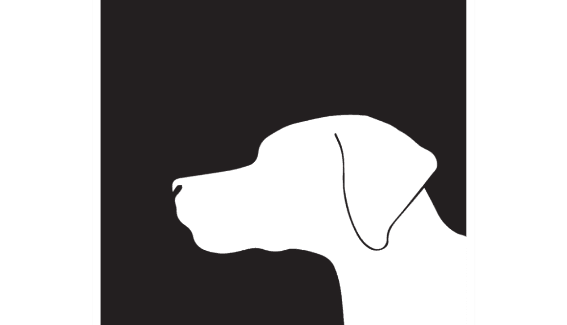 Canine_Review_Logo_icon_white-on-black