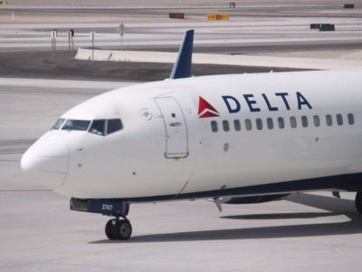 Delta taxiing. Delta announced new policies about service dogs and emotional support animals today
