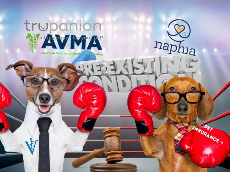 """Trupanion CEO breaks ranks with pet insurance industry trade group, says """"Trupanion is totally aligned with the AVMA"""""""