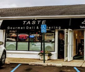 Taste – Gourmet Deli and Catering