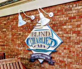 Blind Charlie's Cafe
