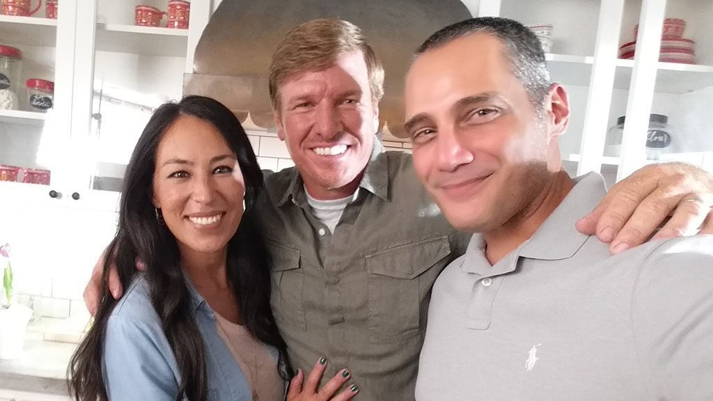 ChrisValentino, director chris valentino, chip gaines, joanna gaines