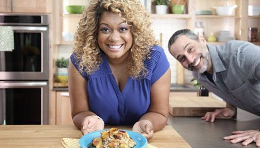 Producer Director Chris Valentino Sunny Anderson